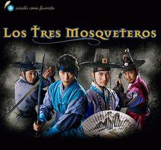 Los Tres Mosqueteros Episodio 1 - Vea capítulos completos gratis con subs en Español - Corea del Sur - Series de TV - Viki
