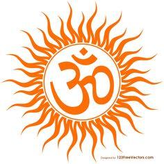 Astrology in Hindi Hindu Symbols, Spiritual Symbols, Om Art, Shiva Tattoo Design, Tableaux Vivants, Sun Tattoos, Celtic Tattoos, Sleeve Tattoos, Shiva Lord Wallpapers
