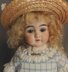 Kestner #143 Toddler Antique Doll, Ashley's Dolls