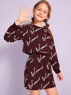 Girls Fashion Clothes, Tween Fashion, Teen Fashion Outfits, Kids Outfits Girls, Cute Outfits For Kids, Cute Casual Outfits, Diy Summer Clothes, Celine, Rock