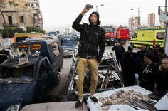 Powerful bombing at Egypt police station kills 15    http://globenews.co.nz/?p=6775