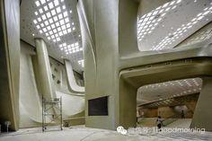 Nanjing Youth Olympic Centre - Zaha Hadid - China