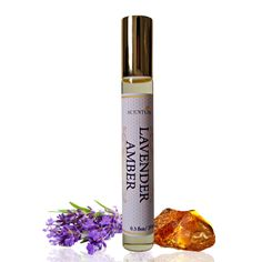 Shop now, natural lavender amber perfume hand blended with all natural & organic ingredients