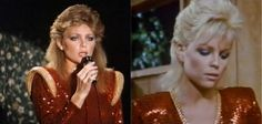 Double Trouble: Lisa Hartman beguiled Gary Ewing as lookalikes Ciji and Cathy on Knots Landing.
