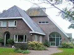 voormalige ontginningsboerderij op het Rolderveld, bij Papenvoort
