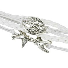 Vintage Love Bird Bracelet
