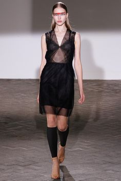 Cédric Charlier Spring 2013 Ready-to-Wear - Collection - Gallery - Style.com