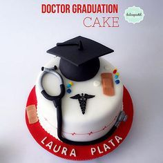 Nursing Graduation Cakes, Graduation Party Decor, Fondant Cakes, Cupcake Cakes, Pharmacy Cake, Medical Cake, Doctor Cake, School Cake, Themed Cupcakes