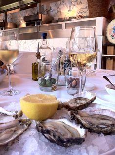 Restaurant Las Palmas at the Wilhelminapier in Rotterdam, Zuid-Holland
