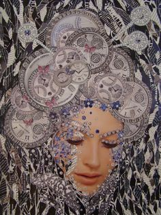 Emilia Elfe  (handmade collage)   http://emilia-elfe.blogspot.com