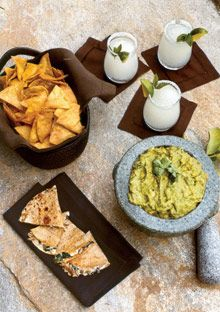 Will have to try this,I wanted to find a really good guacamole. This might be it!
