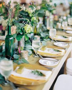 Kimberly and Andres's wedding is up on @heyweddinglady today! We loved loved loved going up to Green Bay to document their wedding. I'm still dreaming of this perfect table styled by @sashandbowllc and the dreamy flowers by @budsnbloom !  #emilykatharinephotography #contax645 #photovision #wisconsinwedding by emilykatharinephoto