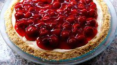 ¡Cheesecake de cereza! (Sin horno - Fácil) | Francisca Mejía