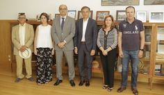La Universidad de Alicante (UA) e Hidraqua han reeditado el convenio de colaboración que mantienen desde hace años para prestar el Máster en Gestión Sostenible y Tecnologías del Agua, que la institución educativa imparte a través de la Escuela Politécnica Superior.