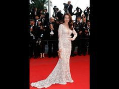 Cannes 2015 Andie Macdowell (Quelle: EPA/GUILLAUME)