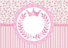 Evinizin prensesleri için harika bir konsept ile karşınızdayım. Taç ve pembe renk doğum gününüzü renklendirirken, vintage esintisi doğum gü...