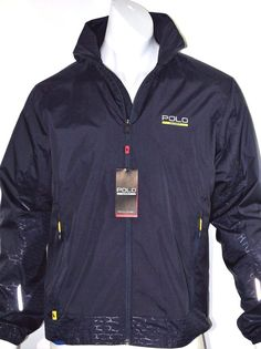 Polo Sport Ralph Lauren rip-stop windbreaker jacket size XXL NEW on sale #PoloSport #windbreakerjacket