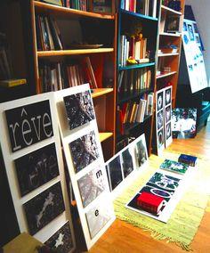 Preparativos para una exposición (2012)