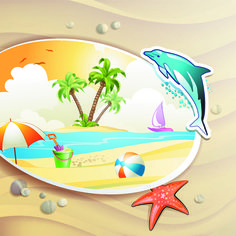 How to Take Good Beach Photos Photoshop Shapes, Photoshop Brushes, Free Vector Backgrounds, Vector Free, Free Fonts Download, Font Free, Craft Images, Beach Photos, Cartoon Styles