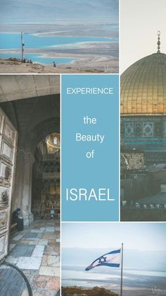 Experience the mystery and astonishing beauty of the Holy Land  on a small group tours of Israel. The perfect Israel itinerary full of history culture and adventure. #israel #travel #tours #jerusalem