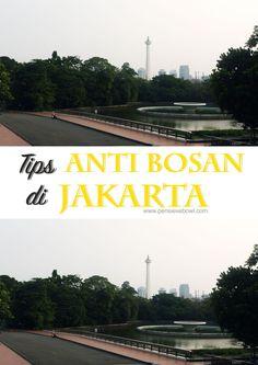 Tips Anti Bosan Akhir Pekan di Jakarta