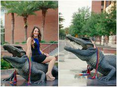 University of Florida College Senior | Through Lens Photography