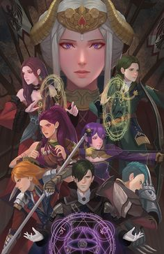 Fire Emblem: Three Houses - Created by YagaminoueYou can find Fire emblem and more on our website.Fire Emblem: Three Houses - Created by Yagaminoue Fantasy Character Design, Character Art, Eagles, Fire Emblem Wallpaper, Pokemon, Fire Emblem Games, Fire Emblem Characters, Fire Emblem Awakening, Drawing People