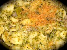 Ricetta Orecchiette Broccoli e Salsiccia