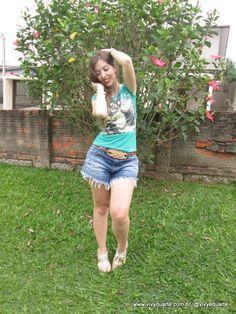 Vivy Duarte: Look do Dia: Fashion Blogger