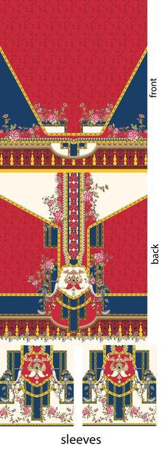 Floral Print Background, Floral Prints, Boarder Designs, Cute Girl Wallpaper, Design Seeds, Hawaiian Print, Floral Border, Geometric Art, Pattern Art