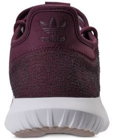 adidas Men's Tubular Shadow Casual Sneakers from Finish Line - Red 11.5