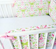 STORK crib bumper Chloe