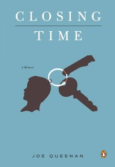 The Book Cover Archive: Closing Time, design by Oliver Munday