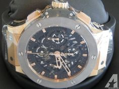 Hublot Aero Bang Limited Edition of 500pc