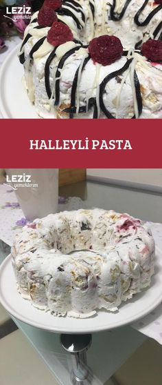 Halleyli Pasta - is-sit tiegħi Pasta Dinner Recipes, Dessert Recipes, Desserts, Homemade Beauty Products, Food And Drink, Baking, Eat, Cookies, Breakfast