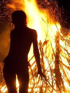 Beltane fire Wild woman sisterhood´s photo