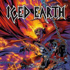 Iced Earth - The Dark Saga on Limited Edition 180g LP
