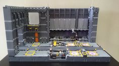Galactic Empire Hangar (Empty Scene) | Flickr - Photo Sharing!