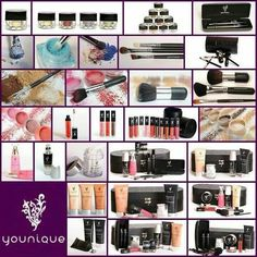 Love this collage of almost every product we offer! Now let's get you started on your wish list! https://www.youniqueproducts.com/KarliHoff