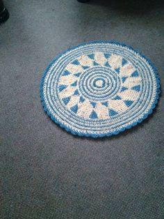 rug by AgnesGifts on Etsy