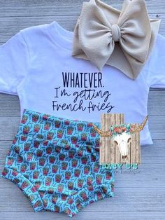 Complete Outfit Sets Complete Outfit Sets – Page 3 – Baby B's Southern Boutique Western Baby Clothes, Western Babies, Baby Kids Clothes, Country Baby Clothes, Cute Baby Girl Outfits, Kids Outfits, Baby Girl Shirts, Southern Boutique, Southern Baby
