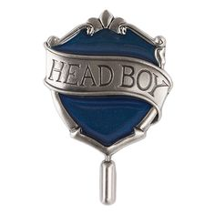 Ravenclaw™ Head Boy Pin...OMG sooo want the Head Girl version of this!!!