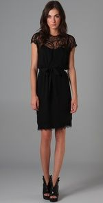 Doo.Ri Embroidered Cocoon Dress | SHOPBOP