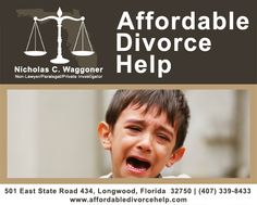 Starting at $400 an experienced divorce professional from Affordable Divorce Help can help you to show why you should be entitled to alimony. Visit www.floridadivorcehelp.net to schedule a consultation with an experienced Florida divorce paralegal today.  www.affordabledivorcehelp.com | (407) 339-8433 |  plus.google.com/114965962899429837897/post |  www.linkedin.com/pub/nicholas-waggoner/bb/70b/a62 |  nicholaswaggoner.tumblr.com | twitter.com/NCWaggoner