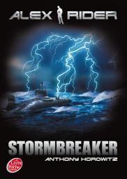 Alex Rider, Tome 1 : Stormbreaker par Anthony Horowitz