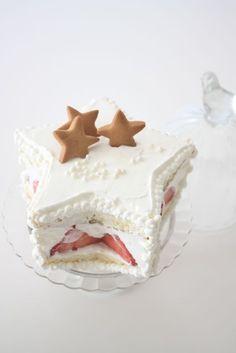 Star cake♪