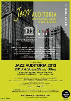 jazz auditoria 2013