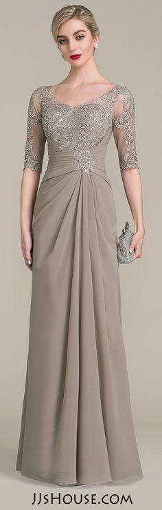 Nice dress!