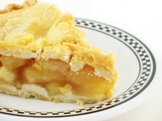 Apple Pie- including great pastry recipe!