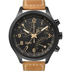 Fancy - Timex Intelligent Quartz Flyback Chronograph